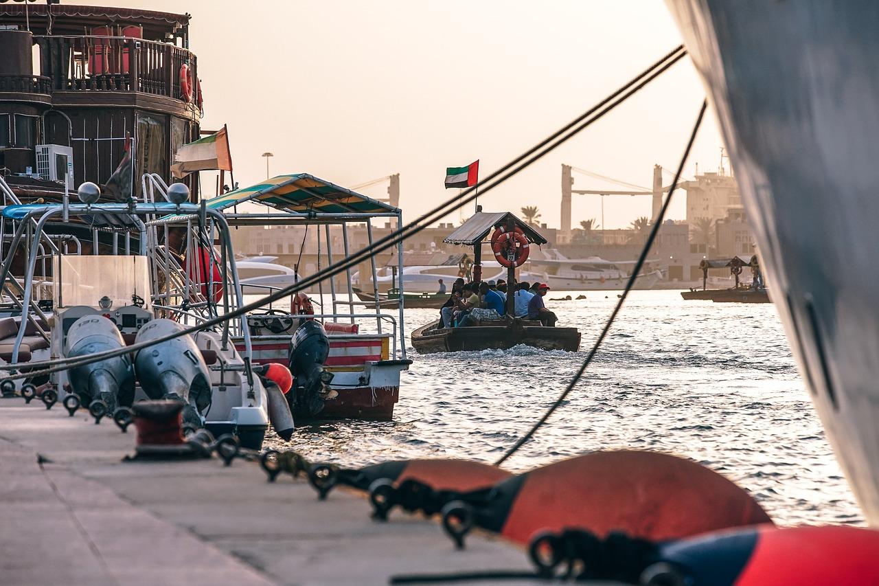 Emirats Arabes Unis : voyager
