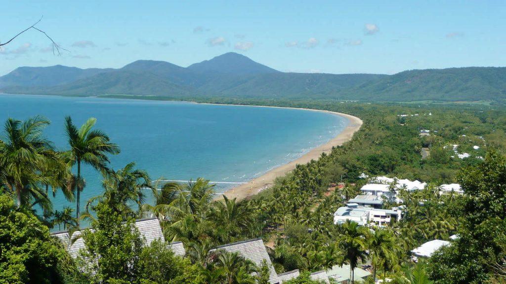 Four Mile Beach au Port Douglas