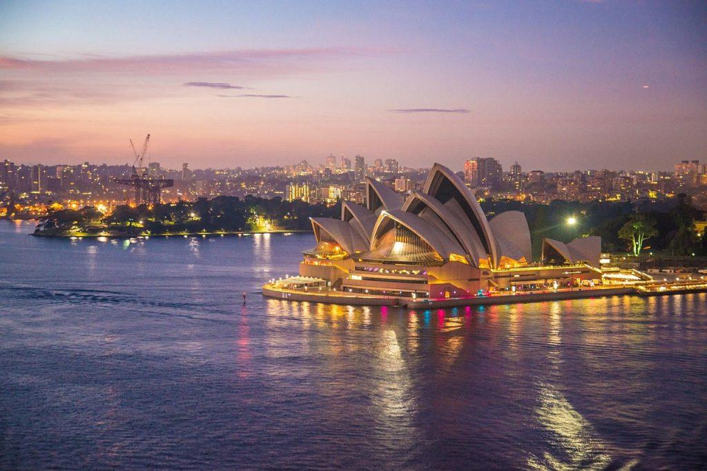 Opéra De Sydney en Australie