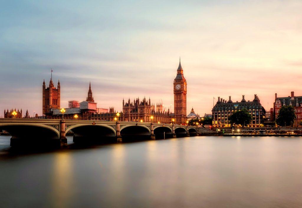 Tower Bridge à Londres en Angleterre