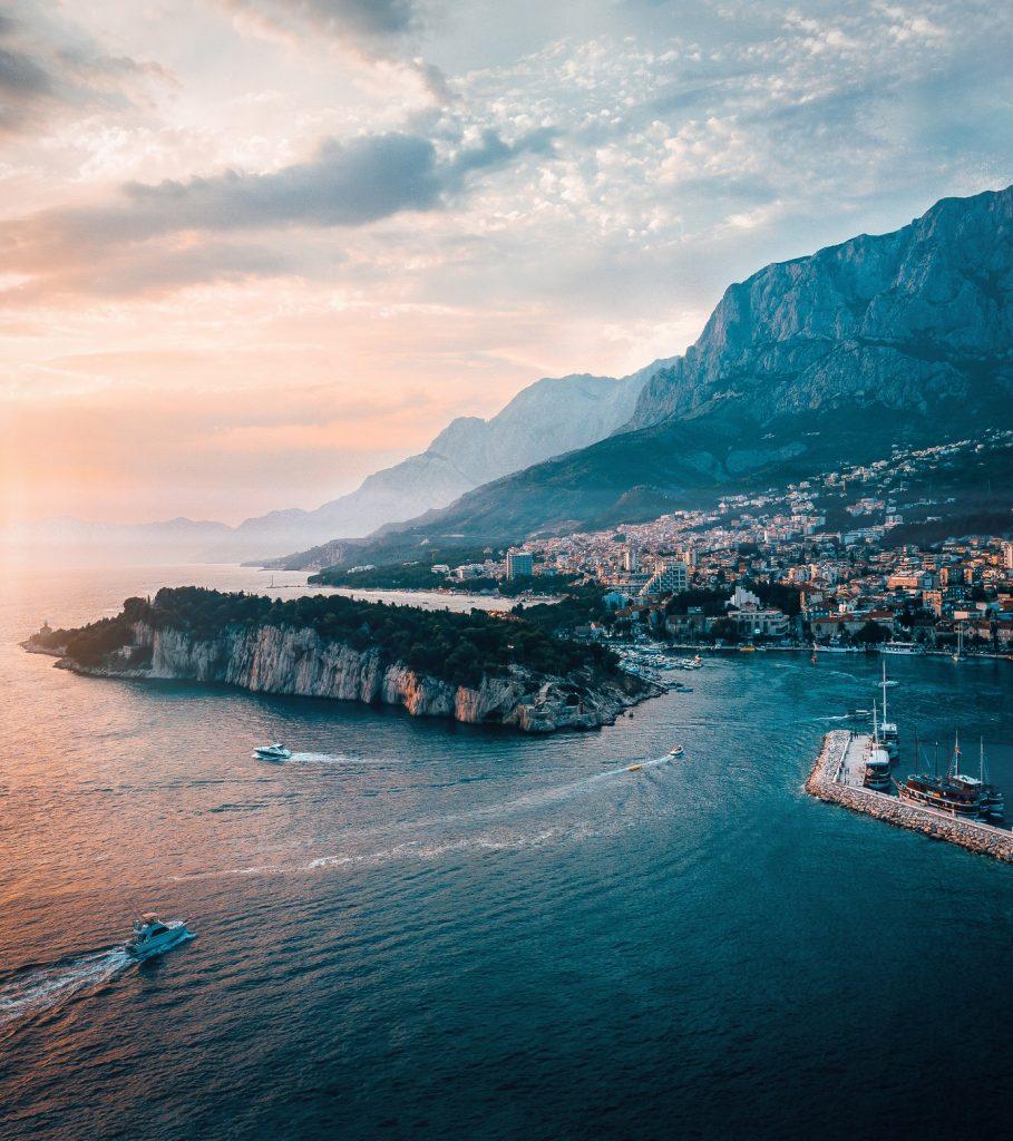 Partez en Méditerranée