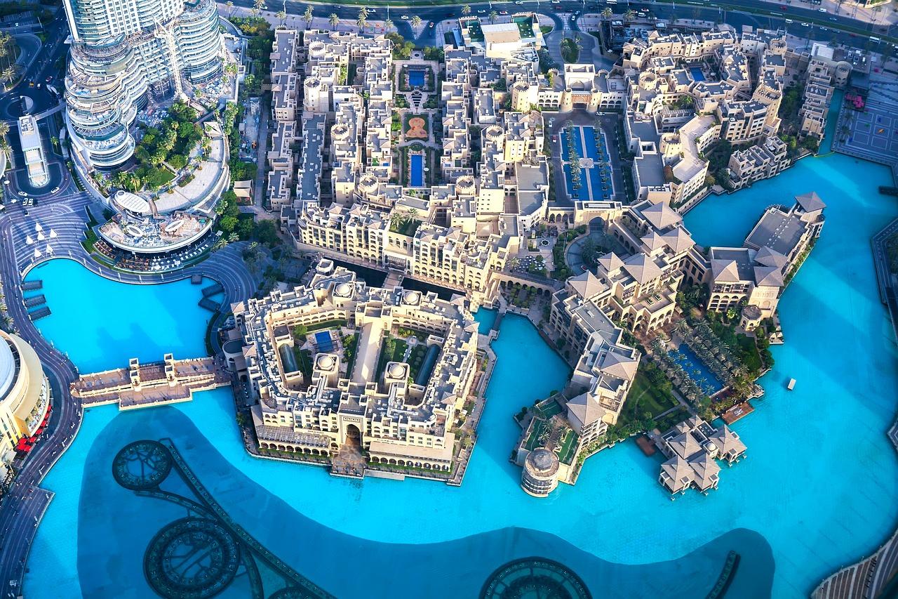 Dubaï : un univers magique
