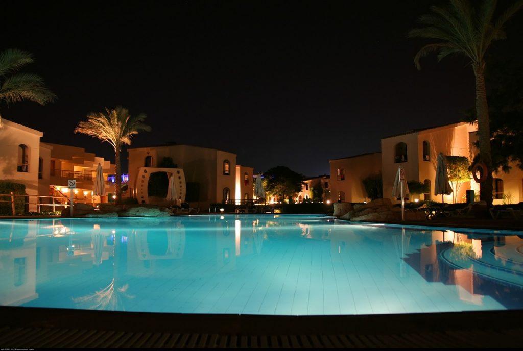 Une villas à louer à Marrakech