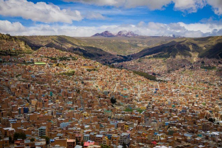Ma Bolivie et ses grands espaces