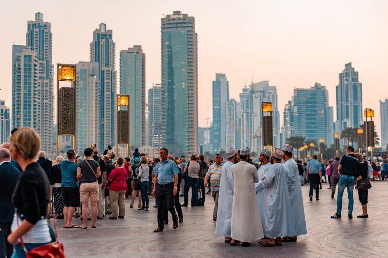 downtown-voyage sur Dubaï