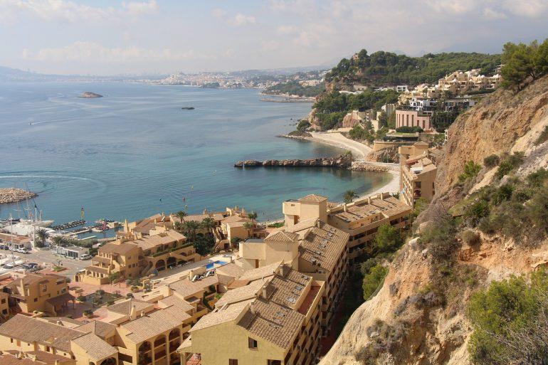 Vacances en Espagne - Javea