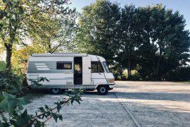Voyager en van aménagé