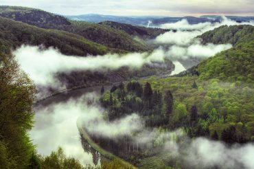 Mont Donon Alsace France