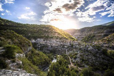 Parc naturel du Verdon France