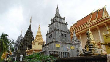 Krong Kracheh Kratie Cambodge Vietnam